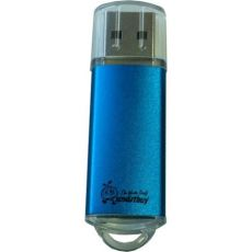 Флешка SmartBuy V-Cut 16GB Blue