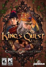 Игры для PC Activision Blizzard King?s Quest - The Complete Collection, PC